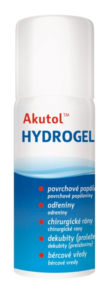 AKUTOL® Hydrogel spray 75 g