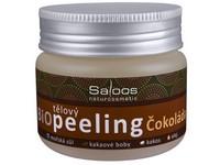 Saloos Bio tělový peeling čokoláda 140 ml