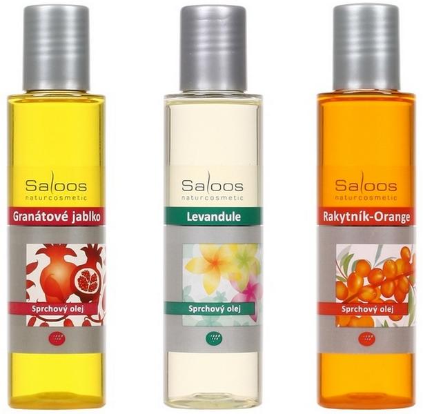 Sprchové oleje